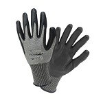 West Chester 730TBN Cut Resistant Nitrile Palm Coated Gloves Size M - 12 pk.